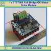 1x BTS7960 H-Bridge DC Motor Drive (6-27V 43A Max) Module