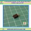 1x Female Pin Header 1x2 Pin Single Row Pitch 2.54mm (1pcs per lot)