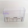 กล่องสบู่ผืนผ้า 5.2 x 7.7 x 2.6 cm