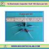 5x Electrolytic Capacitor 10uF 16V (5pcs per lot)