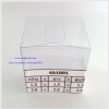 กล่องคัพเค้ก มาการอง 3.8 x 3.8 x 3.8 cm