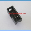 1x Male IDC10 SOCKET CONNECTOR 10 PINS 2.54mm