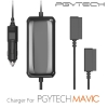 PGYTECH Mavic Pro Platinum 100W Multifunction Travel Car Charger