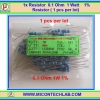 1x Resistor 0.1 Ohm 1 Watt 1% Resistor ( 1 pcs per lot)