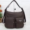 กระเป๋าเป้ + สะพายไหล่ + สะพายข้าง ผ้าพราด้า