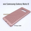 Case Samsung Note 8 สี Rose gold