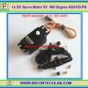 1x DC Servo Motor 5V Continueous Rotation 360 Degree AS3103 PG