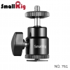 "SMALLRIG® Cold Shoe to 1/4"" Threaded Adapter 761"