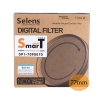77mm Selens Adjustable ND Filter ND2-ND450 Filter