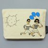 TABOM BALLOON CANVAS POUCH MINI