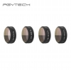 PGYTECH G-ND -PL SET(G-ND4-PL ND8- PL ND16-PL ND32-PL) Filter for DJI Mavic Air