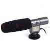 Microphone SG-108 Stereo Microphone For DSLR Camera DV Camcorder
