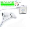 ราคาพิเศษ Remax อุปกรณ์เสริมหูฟัง Sport Clip-On Bluetooth Headset รุ่น RB-S3 พร้อมหูฟัง In-Ear ทน เบา เสียงชัด