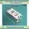 1x SPS 220VAC to 12Vdc 1.25A 15W Switching Power Supply module