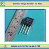 1x Diode Bridge Rectifier 2A 800V