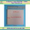 1x Epoxy 1 Layer PCB FR4 1.6mm Size 15.2x16.5 cm (6x6.5 inch)