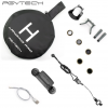 PGYTECH Accessories Combo for Mavic pro/Platinum (landing pad/Control Stick Protector/Lens Hood /propeller holder/landinggear) สำเนา