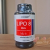 Lipo 8 (ขายดีตลอด 3 ปี) ไลโป 8 คอร์ ดักจับไขมันลดการสะสมของไขมัน