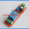 1x Delay Timer Relay 12V 1 Channel Delay time 0-10 Seconds module (Red PCB)