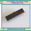 1x TLC7226CN 4 Channel 8-bit Digital to Analog Converter IC Chip