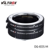 Viltrox DG-EOS M Automatic Extension Tube 10mm and 16mm Auto Focus,For Canon EF-M Mount Series Mirrorless Camera and Lens