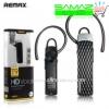 ราคาพิเศษ หูฟังบูลธูท Remax T9 เรียบหรู เสียงดังฟังชัด แบตอึด เบา เชื่อมต่อสองเครื่อง คัดเสียงรบกวน ฟังเพลงได้ด้วย