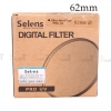 Selens Pro UV 62mm Ultra-thin