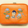 AURORE ORANGE MULTI POUCH