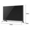 Panasonic 43 นิ้ว LED TV รุ่น TH-43D410T Digital TV Full HD ราคาพิเศษสุด โทร 097-2108092, 02-8825619