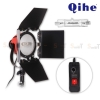 Continuous Lighting Qihe 800W Red head with Dimmer