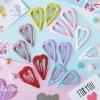 กิ๊บคู่ เนื้อ Jelly Heart Candy Color HR9003