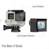 GoPro Hero4 / 3 + Protection Film Lens