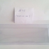 กล่องสบู่ผืนผ้า 7 x 23 x 4 cm