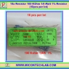 10x Resistor 100 KOhm 1/4 Watt 1% Resistor (10pcs per lot)