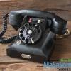 โทรศัพท์แป้นหมุนเก่า Ericsson