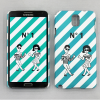 TABOM STRIPE SNAP CASE FOR GALAXY NOTE 3