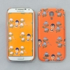 AURORE ORANGE SNAP CASE FOR GALAXY S4