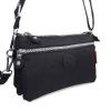 กระเป๋าสะพายข้างสายยาว สีดำ