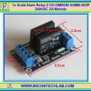 1x Solid State Relay 2 CH OMRON G3MB-202P 240VAC 2A Module