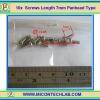 10x Screw Pinhead Type (สกรูหัวกลมยาว 7มม)