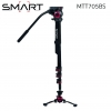 SMART Monopod MTT705BS Carbon Portable Trip Camera Monopod with Hydraulic Head Tripod stand Manfrotto