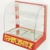 ตู้อุ่นอาหารสำหรับโชว์ขาย หรือ ตู้โชว์อุ่นอาหาร กระจกโค้ง รุ่น ET-BW-660