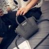 กระเป๋าแฟชั่น สีเทา