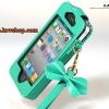 Case iPhone เคสไอโฟน 5 ยี่ห้อ KashiDun สีมิ้นท์