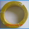 1x Cable Wire 1 meter 0.5 SQ MM Yellow color (1 meter per lot)