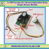 1x PIR Pyroelectric Infrared Adjustable Relay Output Sensor Module