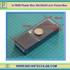 1x FB08 Plastic Box 50x140x25 mm Future Box