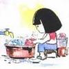 ชนิดเนื้อผ้าทำเสื้อยืดและวิธีการซักและดูแล
