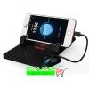 ราคาพิเศษ!! ขาตั้งมือถือ REMAX CAR HOLDER แท่นวางโทรศัพท์ในรถยนต์ พร้อมสายชาร์จ และระบบชาร์จไฟหัวแม่เหล็ก พร้อมขาจับยาง มือจับ สุดล้ำ 2 in 1 ใช้ได้ทั้ง Iphone Samsung