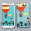 AURORE BALLOON SNAP CASE FOR GALAXY NOTE 2